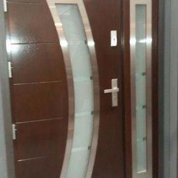Galeria drzwi zewnętrznych